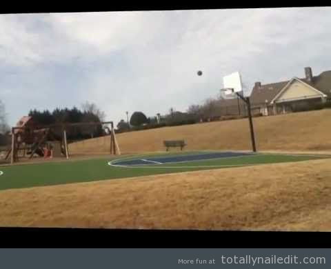 Amazing trick shots – nailed it!