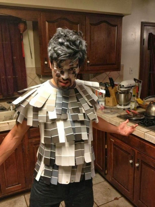 Fifty Shades of Grey Halloween costume