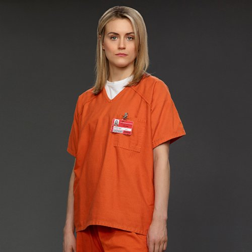 Orange New Black Halloween costume