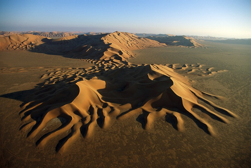 Photo of the Day: Sand Dunes
