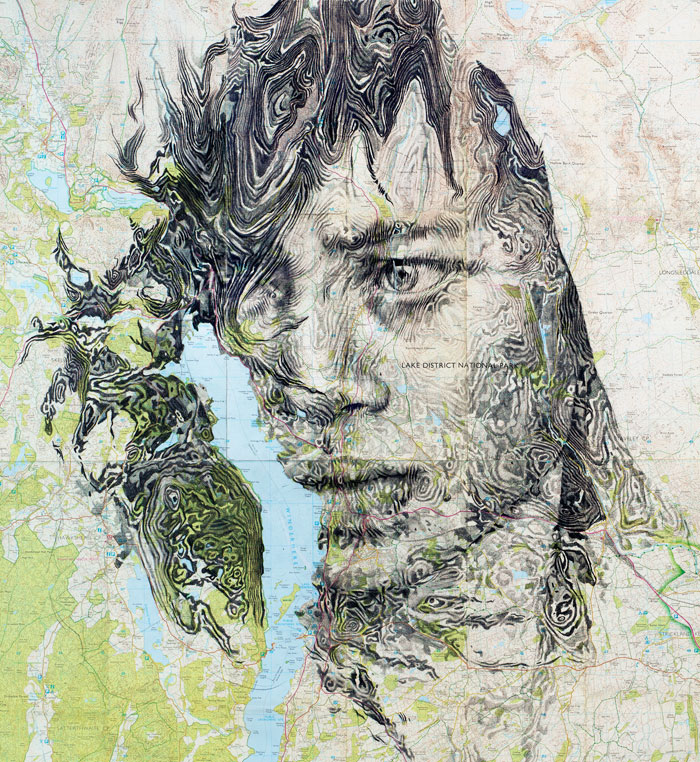 portraits drawn on maps by ed fairburn (12)