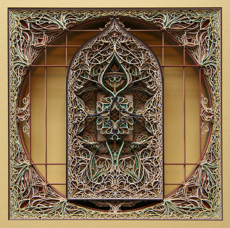 3d laser cut paper art eric standley layered complex intricate (23)