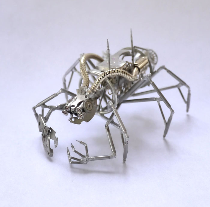 Mechanical creature #3
