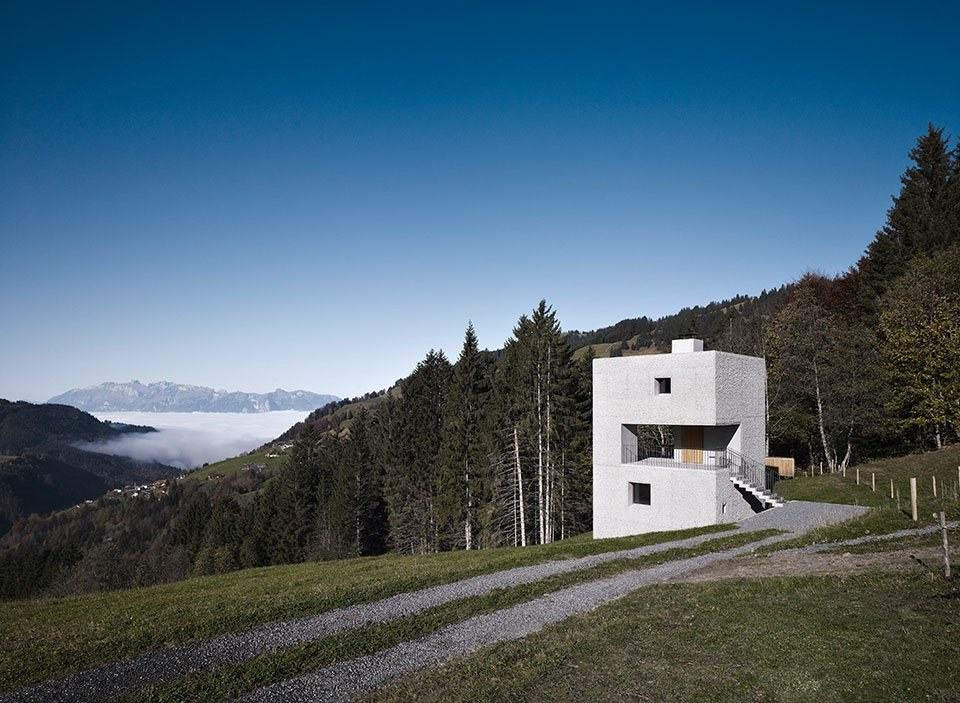 Mountain Cabin by Marte.Marte (Austria)