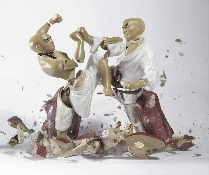 porcelain figures high speed photography as they smash drop to ground shatter klimas (1)