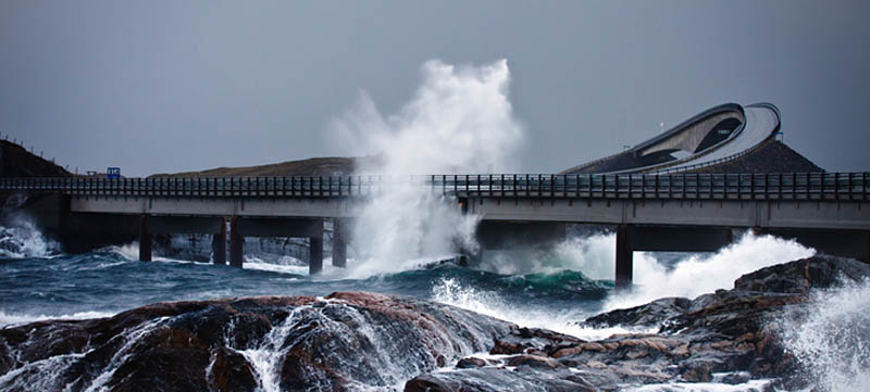 The Atlantic Road: Norway's Construction of the Century