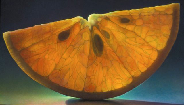 translucent oil paintings of fruit by Dennis Wojtkiewicz (4)