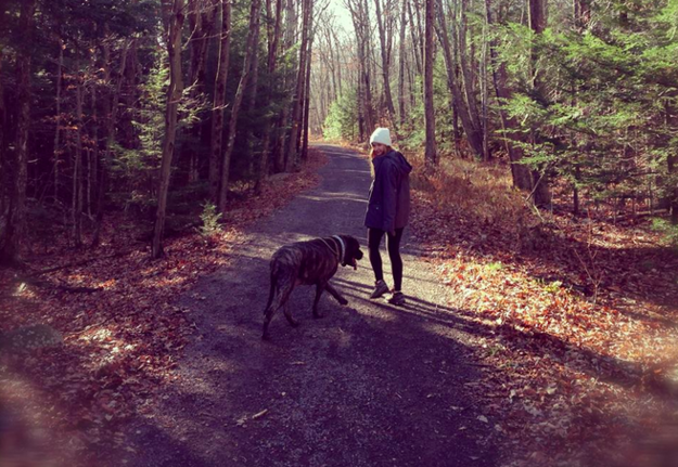 This Story Of A Woman's Epic Bucket List Adventure During Her Dog's Last Days Will Break Your Heart