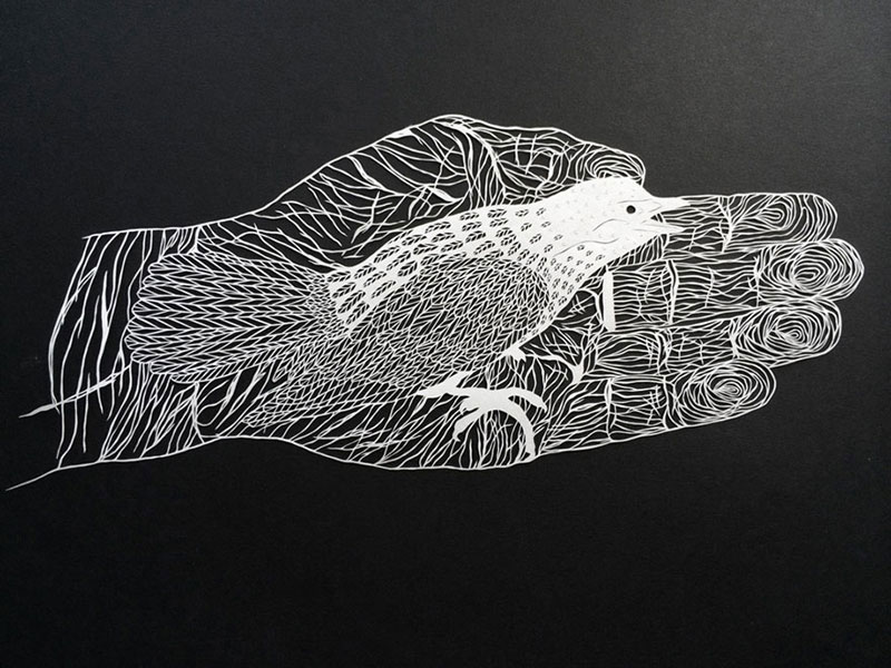 hand cut paper art by maude white 10