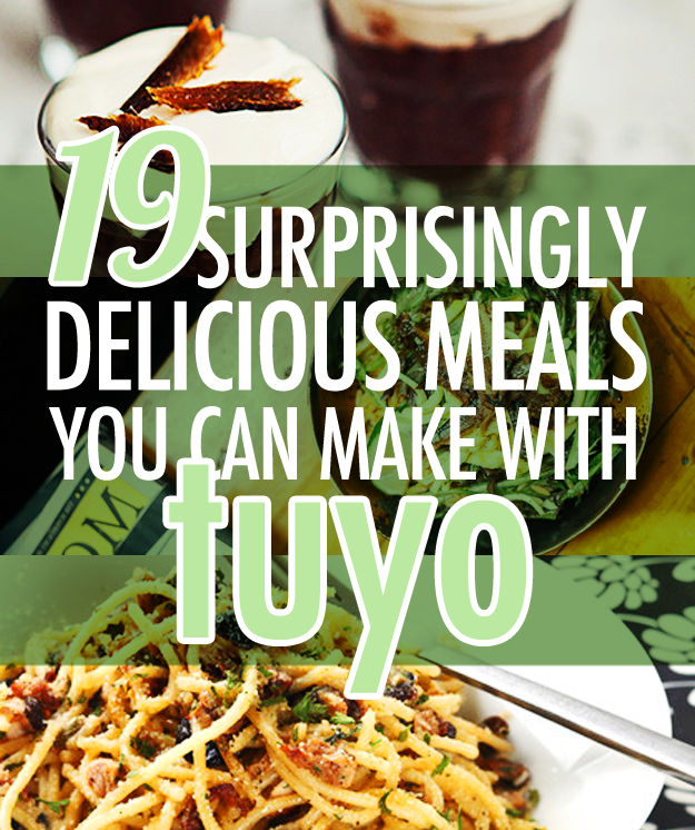 19 Surprisingly Delicious Meals You Can Make With Tuyo