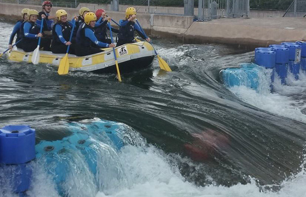 Activities? There are loads to choose from, including white water rafting.