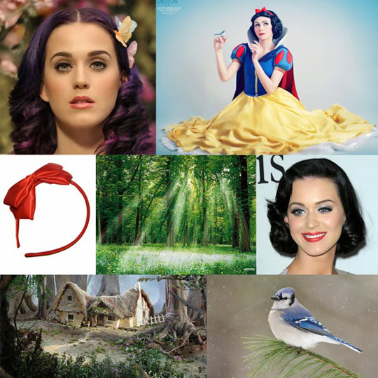 thomas kurniawan Imagines Celebrities as Real Life Disney Characters (11)