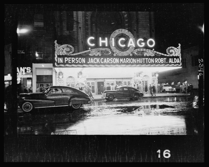 Before Filmmaking, Stanley Kubrick was a Photojournalist. This is 1949 Chicago