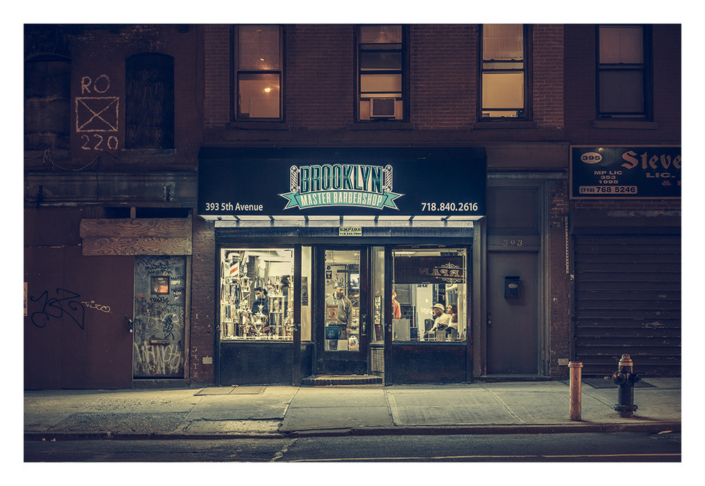 Brooklyn Barbershop, Brooklyn