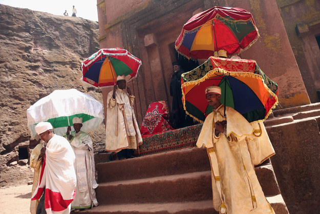 Ethiopia still follows a traditional calendar that is seven years behind the rest of the world.