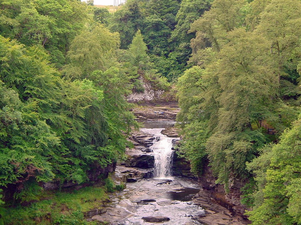Falls of Clyde and New Lanark Treasure Trail