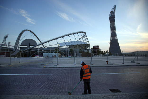 FIFA Recommends November Start Date For Qatar 2022 World Cup - BuzzFeed News