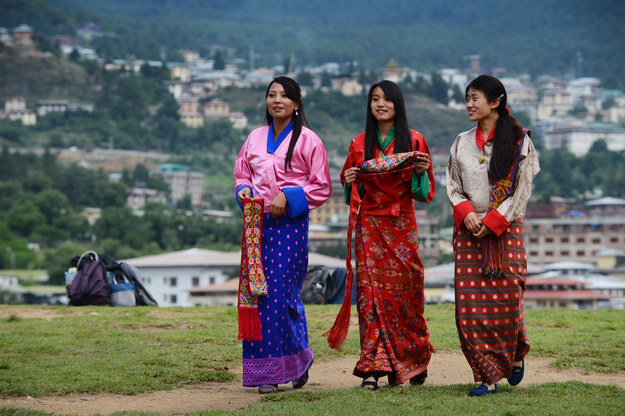 In 1973, Bhutan instituted a policy to measure the nation's Gross National Happiness (as opposed to the more typical Gross Domestic Product).