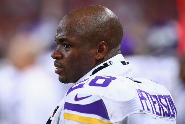 Judge Rules To Reinstate Adrian Peterson After Child Abuse Case