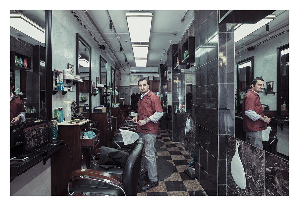 Next Level Barber Shop Inc., Little Italy, Manhattan