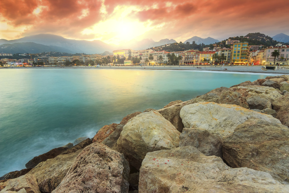 People have this idea that the south of France is some kind of heaven on earth.