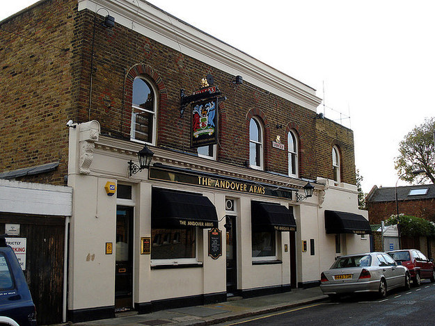The Andover Arms, Hammersmith