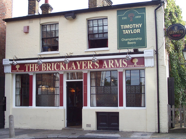 The Bricklayer's Arms, Putney