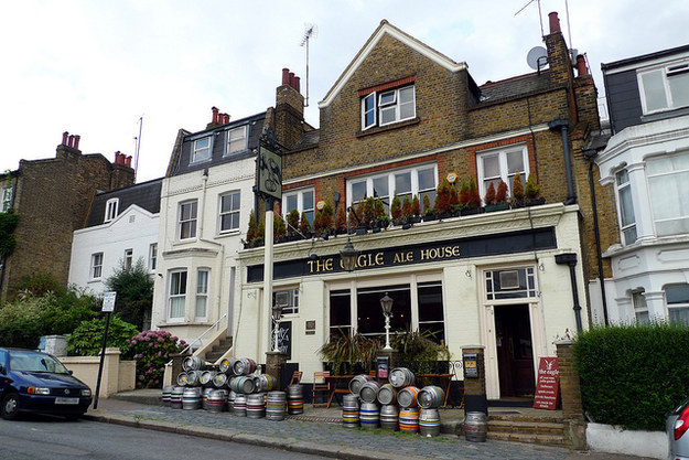 The Eagle Ale House, Battersea