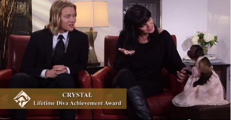 "The hosts noted that Robin Williams once described Crystal as his ""favorite leading lady."""