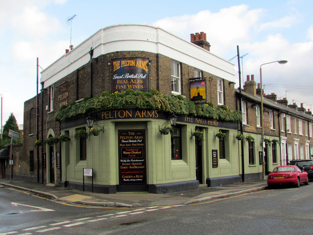 The Pelton Arms, Greenwich