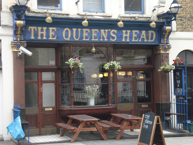 The Queen's Head, King's Cross