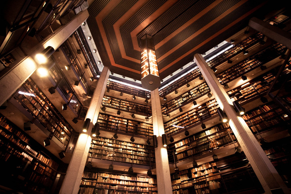 19 Totally Magical Libraries To Visit Before You Die