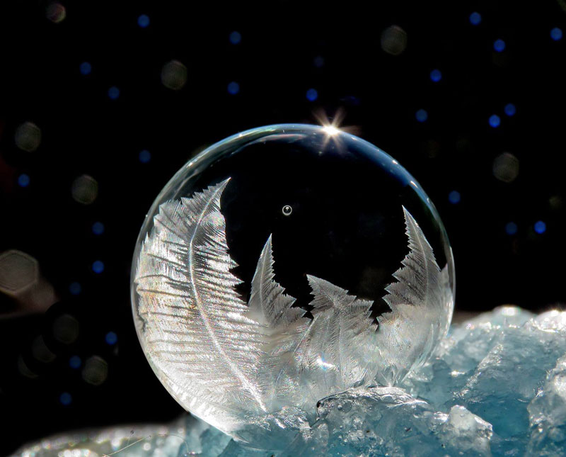 Blowing Soap Bubbles in Cold Weather by cheryl johnson (2)