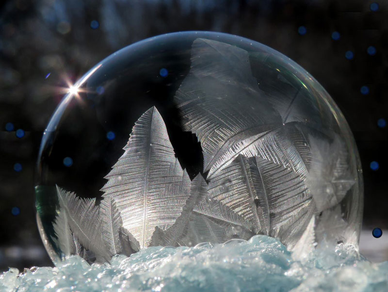 Blowing Soap Bubbles in Cold Weather by cheryl johnson (12)