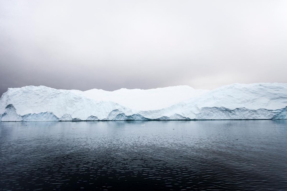 Where do icebergs come from, anyway?