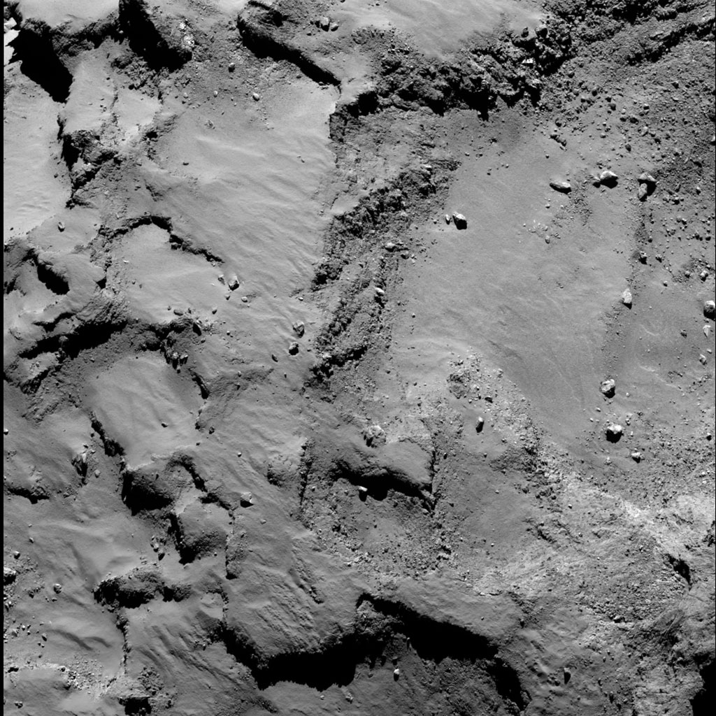 HQ Photos by Rosetta and Philae (23)