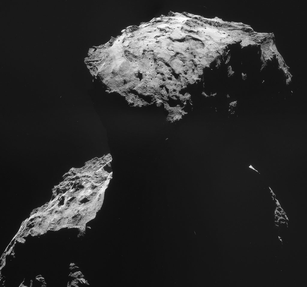 HQ Photos by Rosetta and Philae (15)