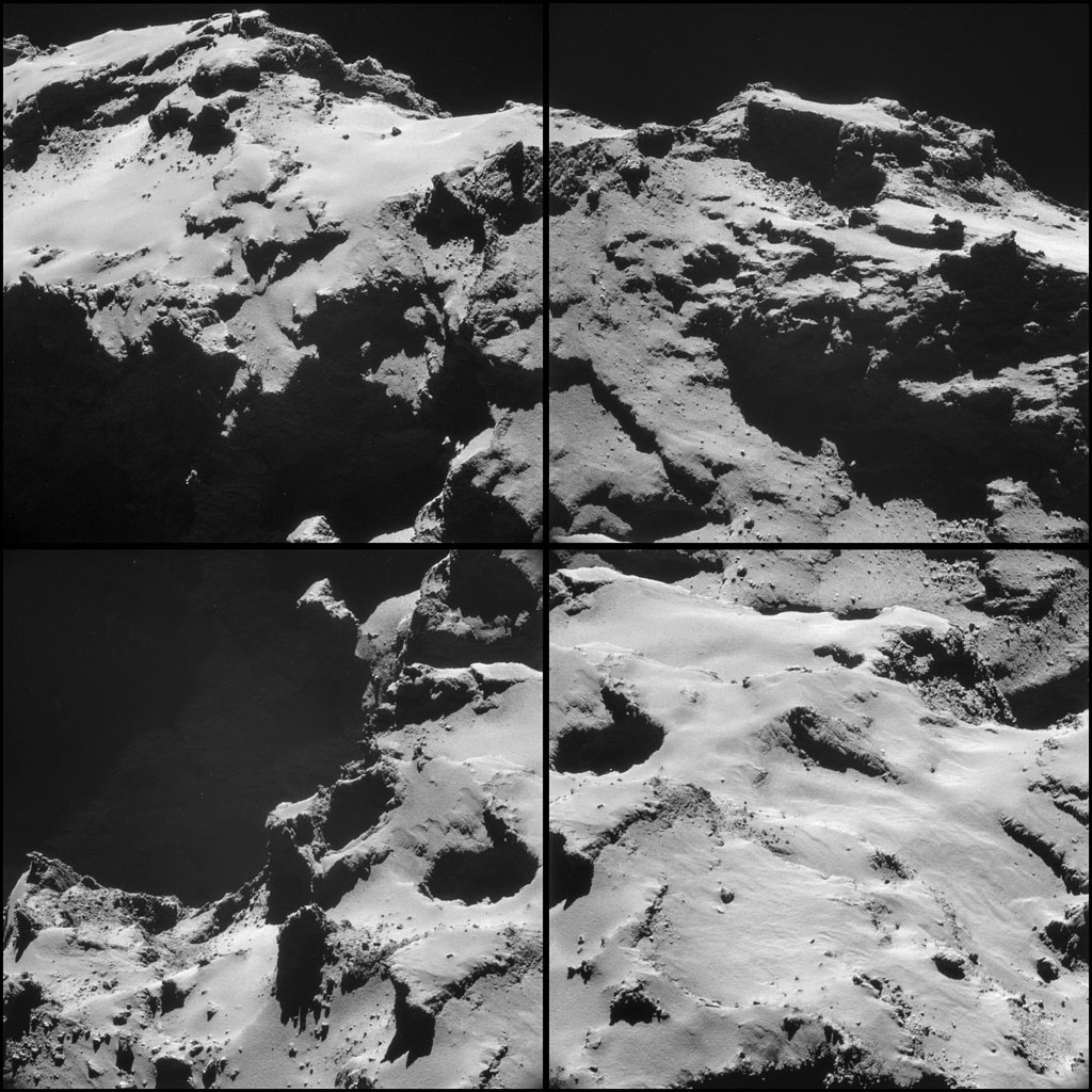 HQ Photos by Rosetta and Philae (19)