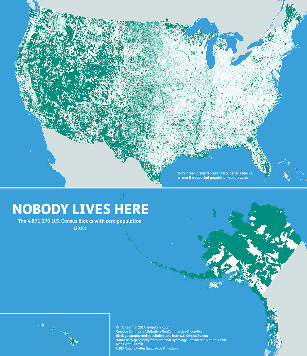 Maps That Explain The US For Dumb Foreigners Totally Nailed It - Neil freeman us map