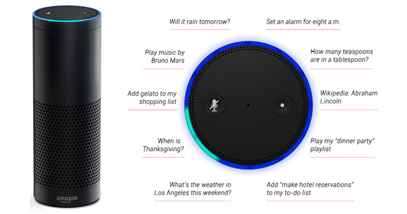 Amazon Just Announced an Intriguing New Product Called Echo