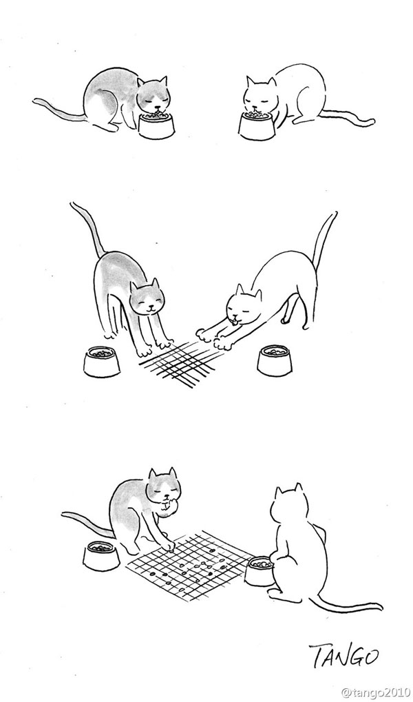 Clever Animal Comics by Shanghai Tango (1)