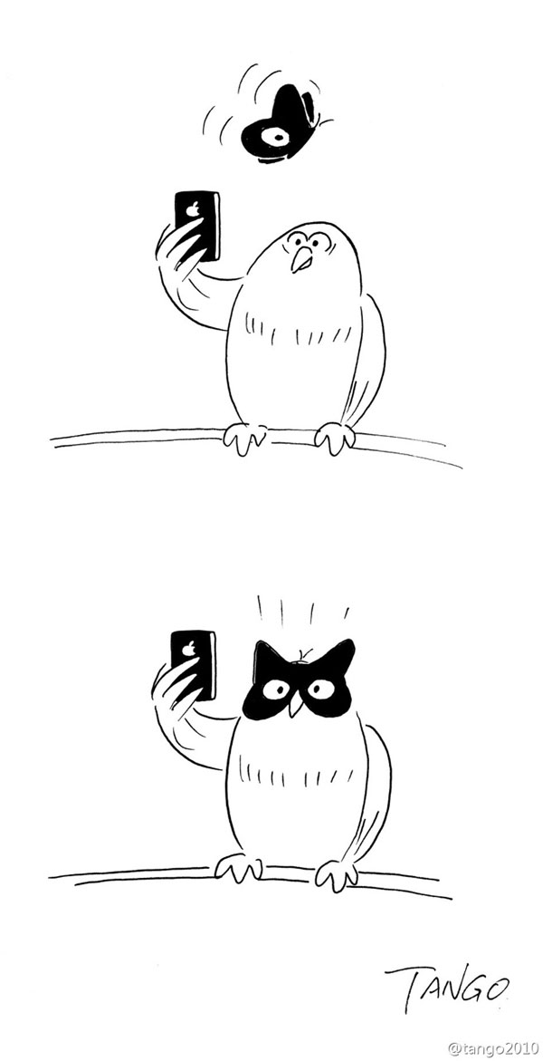 Clever Animal Comics by Shanghai Tango (12)