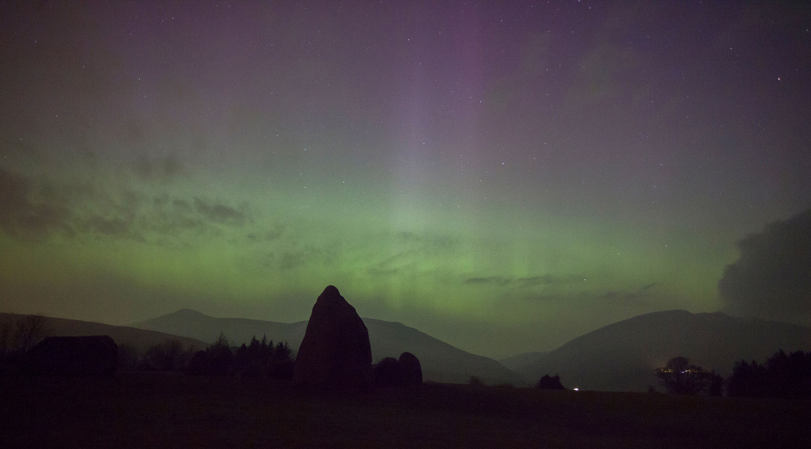 The Northern Lights Over The UK Last Night Were Pretty Amazing – BuzzFeed News