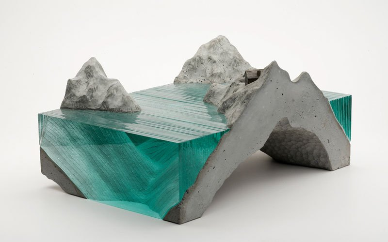 glass wave sculptures by ben young (2)
