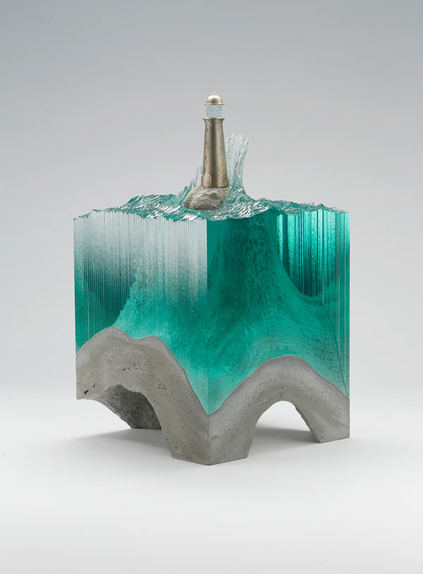 glass wave sculptures by ben young (5)
