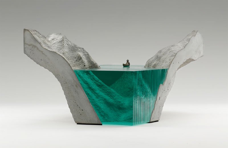glass wave sculptures by ben young (11)