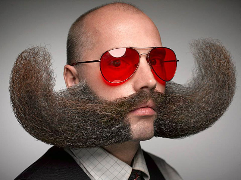 Glorious Highlights from the 2014 World Beard and Moustache Championships