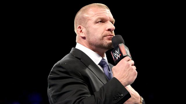 However, he doesn't fault Triple H for saying what he did: