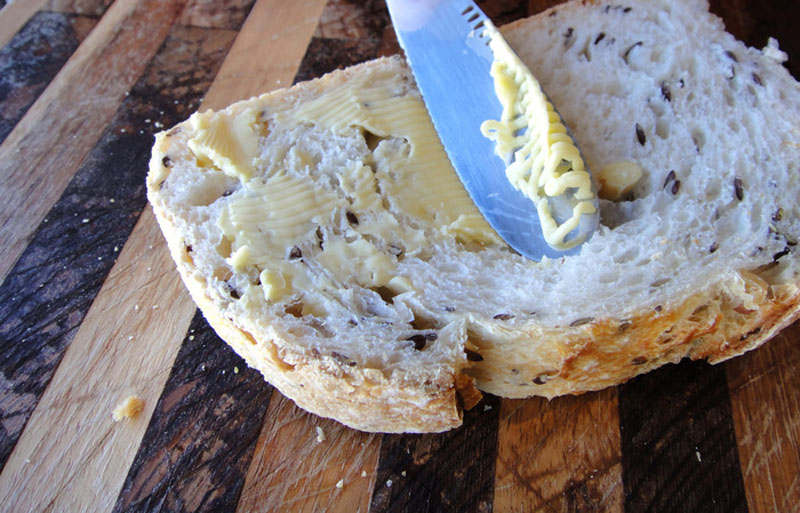 If You Keep Your Butter in the Fridge You Need this Knife
