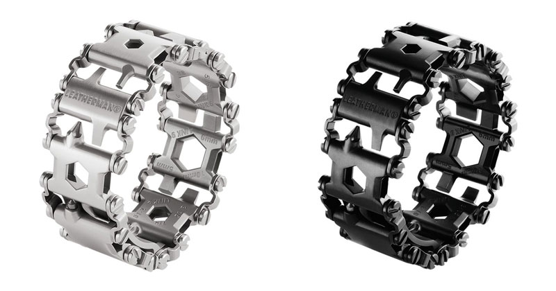 leatherman tread bracelet wearable with 25 tools (9)